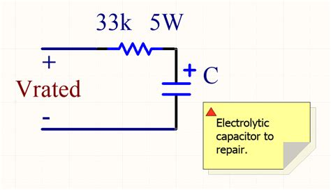 how to set up a capacitor circuit capacitors mbedded