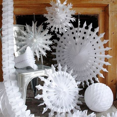diy decorations paper snowflakes 40 diy paper snowflakes decoration ideas bored