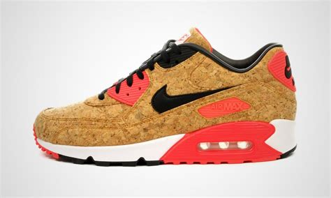 Nike Air 1 Infrared Cork outlet store nike air max 90 anniversary cork infrared