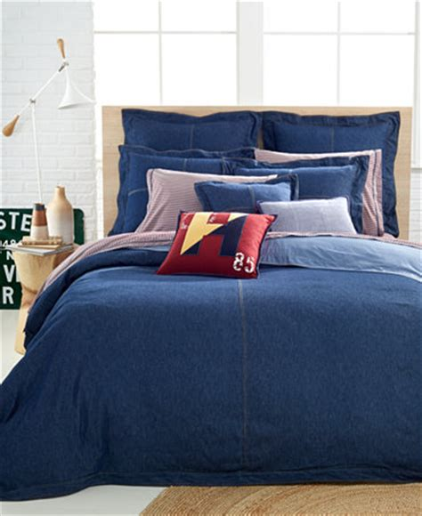 denim comforter twin tommy hilfiger twin denim duvet cover bedding