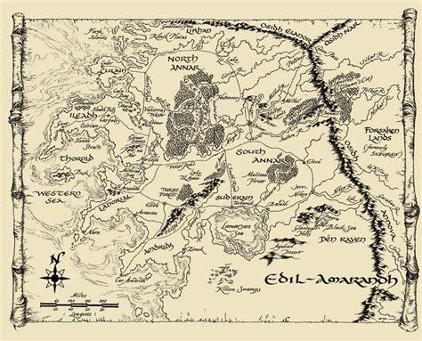libro mapping the second world mapa libros de pellinor