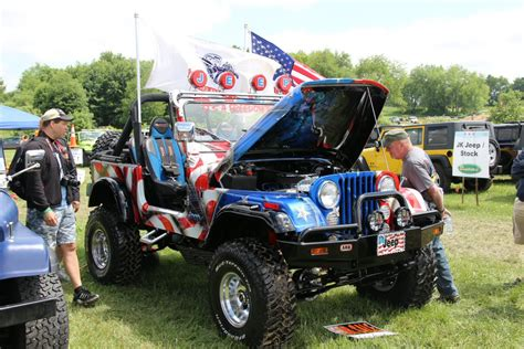 Jeep Heritage Festival Bantam Jeep Heritage Festival Photos Offroaders