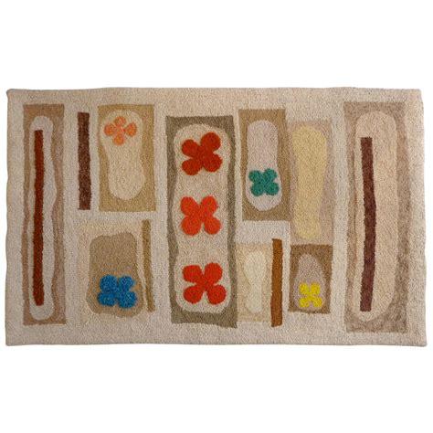mid century rugs tufted mid century rug at 1stdibs