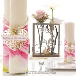 goldene hochzeit dekoration selber basteln tischdeko hochzeit selber machen mit glas rosa wei 223