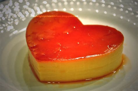 my bright yellow kitchen leche flan recipe tried tested