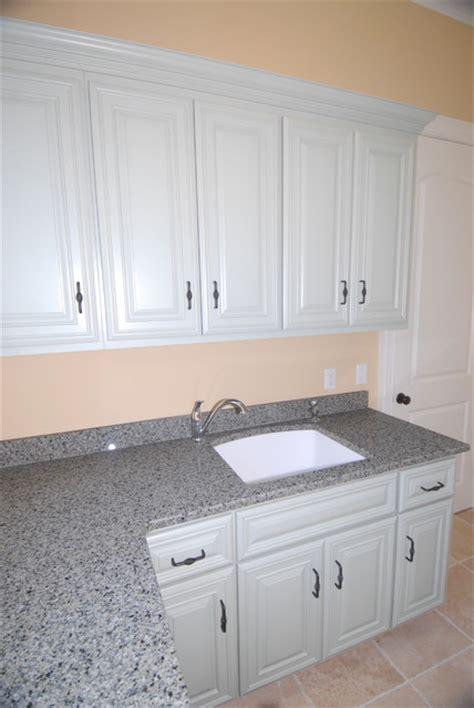 Custom Laundry Room Cabinets Custom Mint Green Laundry Cabinets Traditional Laundry Room Other By Dewan Cabinetry