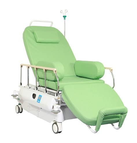 hospital chair bed medical dialysis chairs mobile blood donor chair bed for