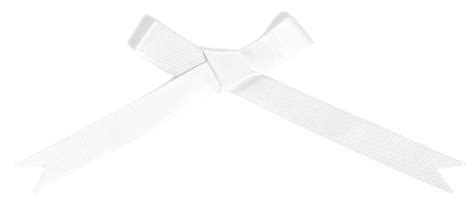 Ribbon White reel of grosgrain ribbon white 10mm gr50wh10 white