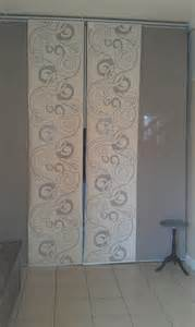 Sliding Panel Curtains Sliding Curtain Panel 187 Home Design 2017