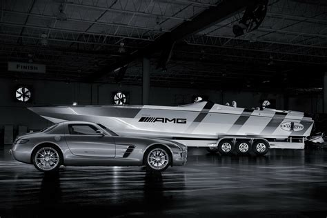 amg speed boat price mercedes launch a speedboat inspired by the sls amg