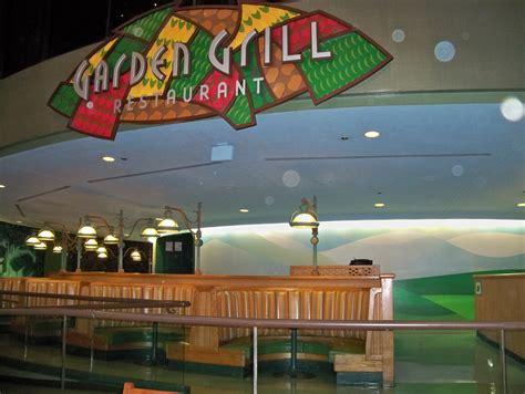 The Garden Grille by Garden Grill Restaurant Epcot Disney World Fl Image