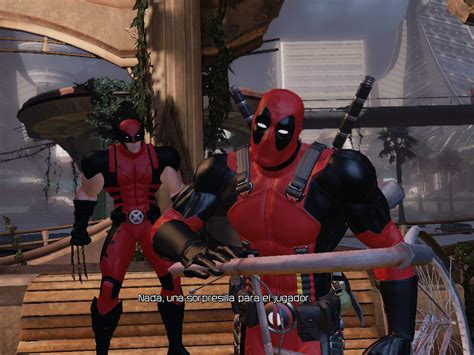 mod game x fighting deadpool game mods actualizado 17 09 2013 by kanutoman