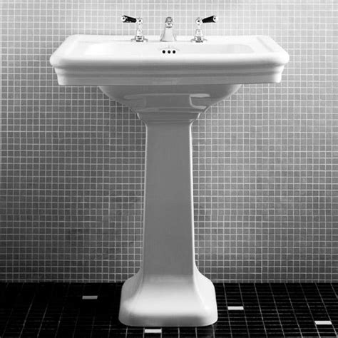 Bathroom Basin And Pedestal by And Etoile Pedestal Basin