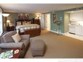 quot mother in law quot suite complete with kitchenette and