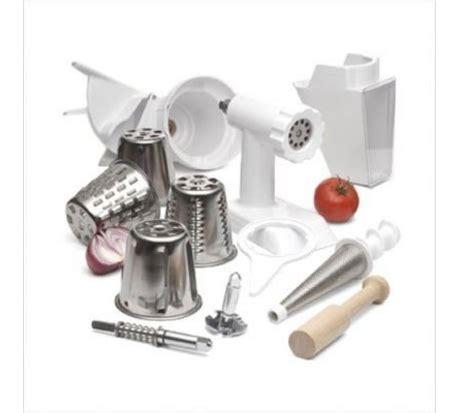 kitchenaid mixer attachments fppa mixer attachment pack