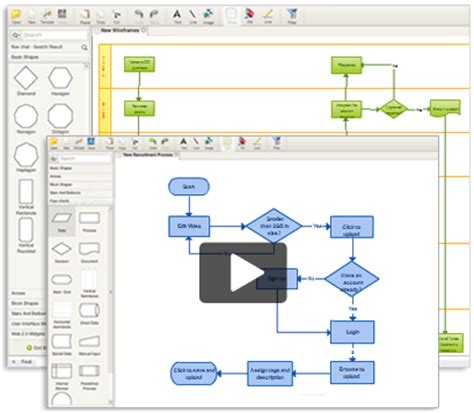 workflow diagram tool flowchart software for fast flow diagrams creately