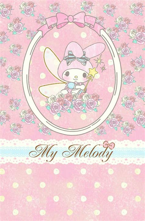 283 best my melody images on sanrio wallpaper iphone backgrounds and sanrio hello