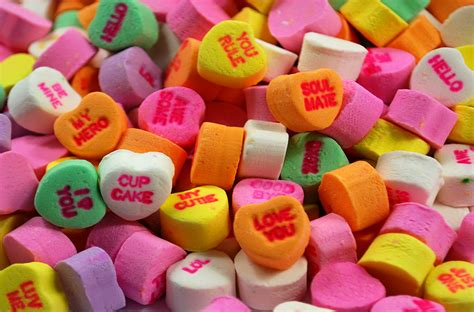 valentines candies hearts clipart clipart suggest