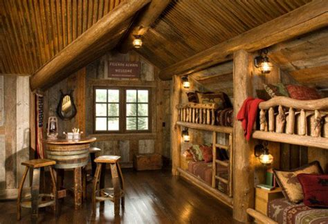 pictures of log home interiors 21 rustic log cabin interior design ideas style motivation