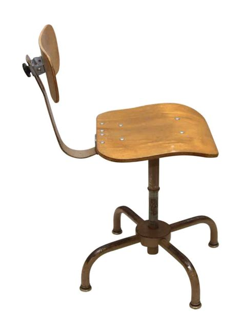 antique swivel chair hardware ajusto swivel chair olde things