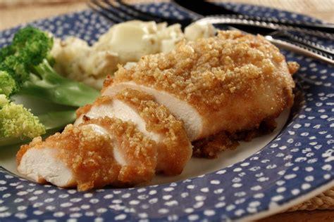 parmesan crusted chicken parmesan crusted chicken mrfood com
