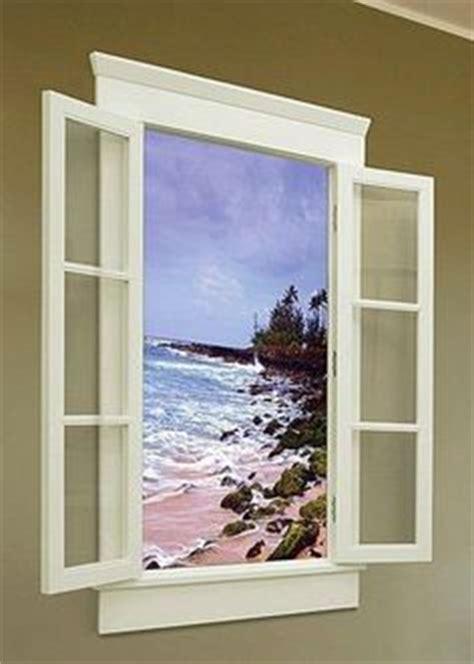 faux window light box not just a faux window a faux window that is also a light