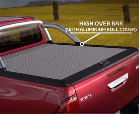 Toyota Accessories 2017 Toyota Hilux Accessories Dpccars