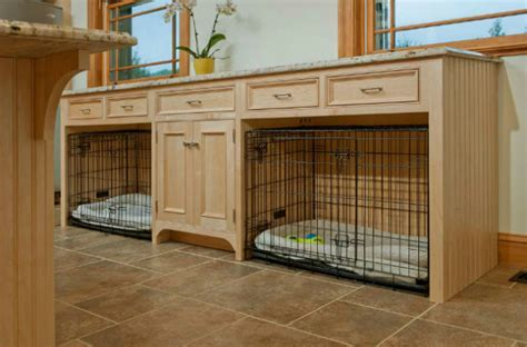 dog kennel in garage 14 innovative diy home makeovers to satisfy your inner dog