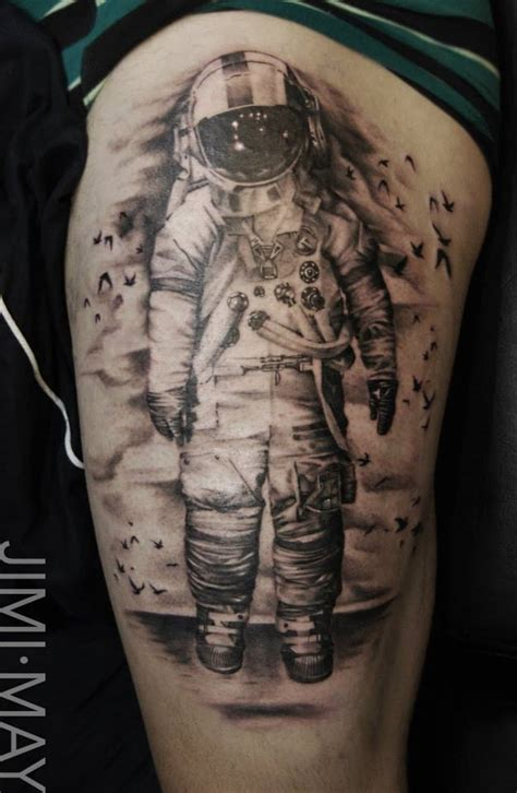 astronaut tattoo meaning collection of 25 astronaut