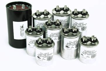 common hvac capacitors air conditioner capacitor types what do you need for your hvac unit