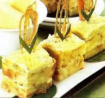 membuat puding roti pisang resep masakan puding roti tawar pisang resep cara