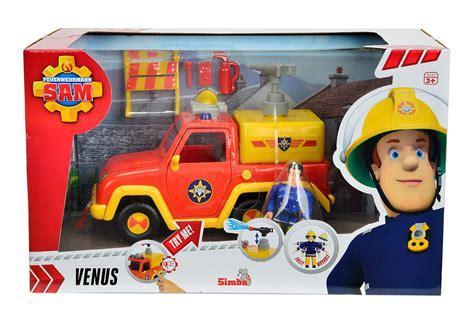 waterscooter brandweerman sam simba feuerwehrmann sam mit feuerwehrwagen venus 109257656