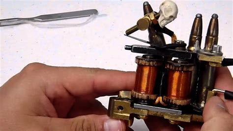 how to tune a tattoo machine basics of machine tuning