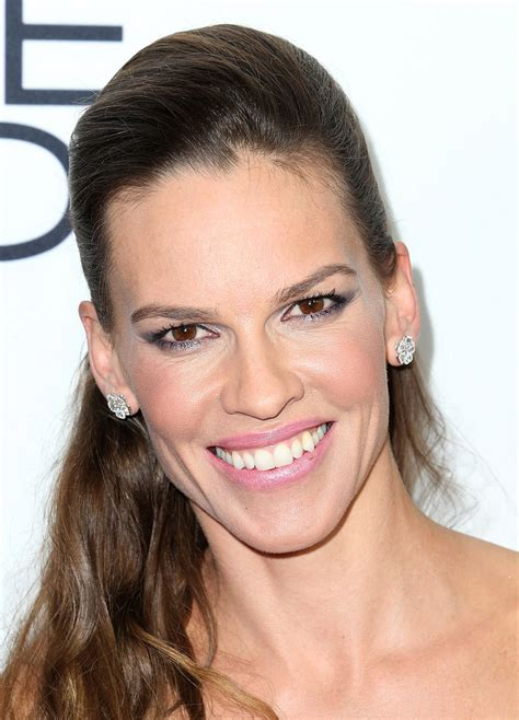 Hilary Swank Photos Photos - 'You're Not You' Premieres in ... Hilary Swank Films