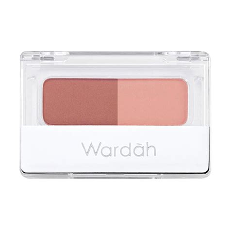 Make Up Blush On Wardah jual wardah d4gr blush on harga kualitas terjamin blibli