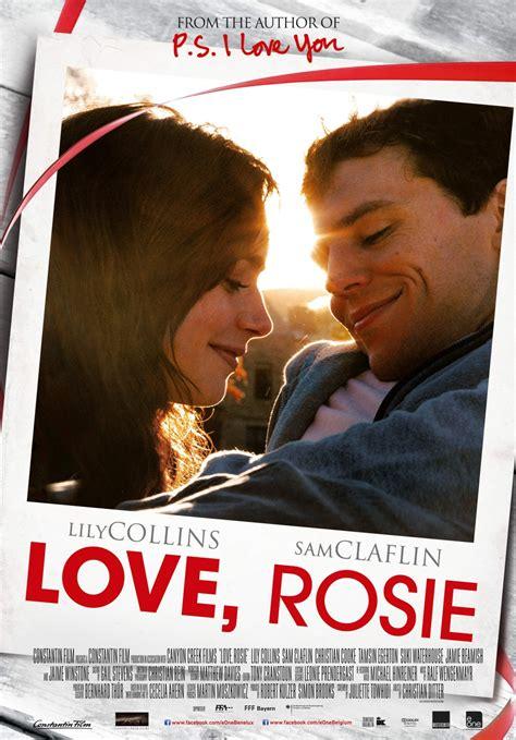 film romance love rosie love rosie f 252 r immer vielleicht poster fe filmdatenbank