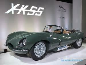 Original Jaguar Legend Resurrected The Jaguar Xkss Skips 1957 To 2016 La