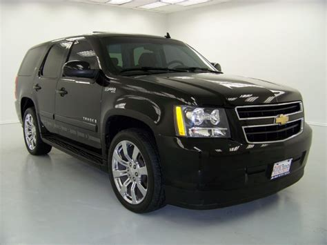 2009 chevrolet tahoe hybrid 2009 chevrolet tahoe hybrid information and photos