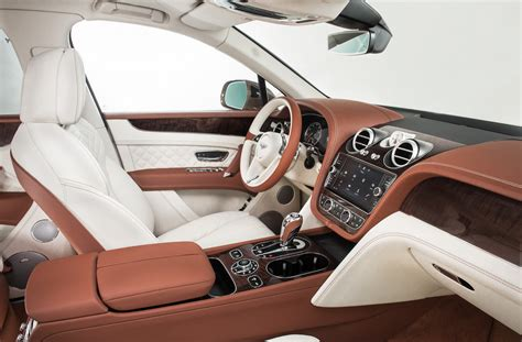 bentayga mulliner bentley bentayga s optional mulliner tourbillon by