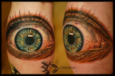 eyeball tattoo duration 画像 衝撃 タトゥーもついにここまで来たか 海外で話題の 3dタトゥー がスゴい naver まとめ