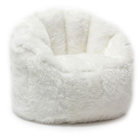 Plush Bean Bag Chair by 25 Best Ideas About Beige Bean Bags On