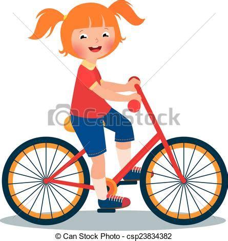 imagenes de niños jugando en bicicleta vector de ni 241 o ni 241 a paseos un bicicleta acci 243 n