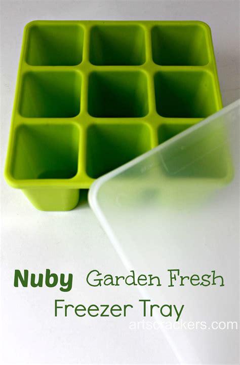 Nuby Garden Fresh Freezer Post 5439 nuby garden fresh freezer tray review