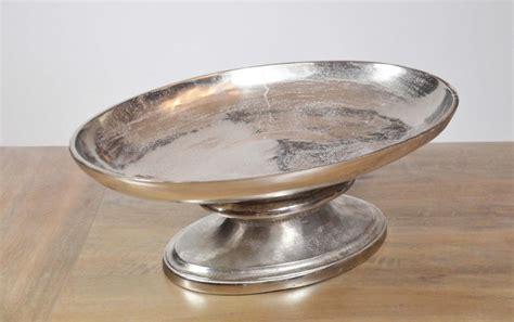 Etagere Colmore by Schale Etagere Silber Aluminium Nickel Tischschale Luxus