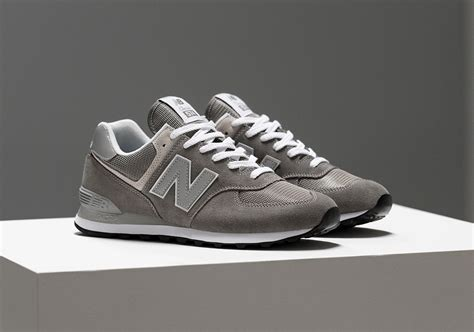New Balance Clasic Original new balance 574 legacy of grey pack release info sneakernews