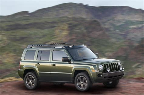 2007 Jeep Patriot 2007 Jeep Patriot Picture 42465 Car Review Top Speed