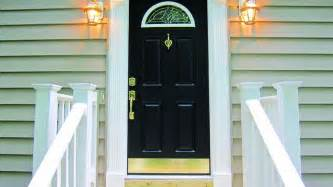 Black Kick Plates For Front Doors Choose The Right Finish For Your Front Door Angies List