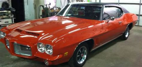1972 pontiac lemans le mans gto fully restored 350 pontiac for sale in memphis tennessee purchase used 1972 pontiac lemans gto numbers matching one owner full restoration in west