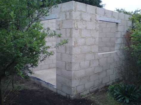 Cinder Block Storage Shed by Brick Built Shed Search Shed Ideas