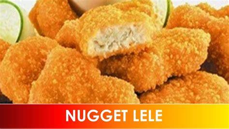 cara membuat nugget ayam jamur resep cara membuat nugget lele enak praktis sederhana